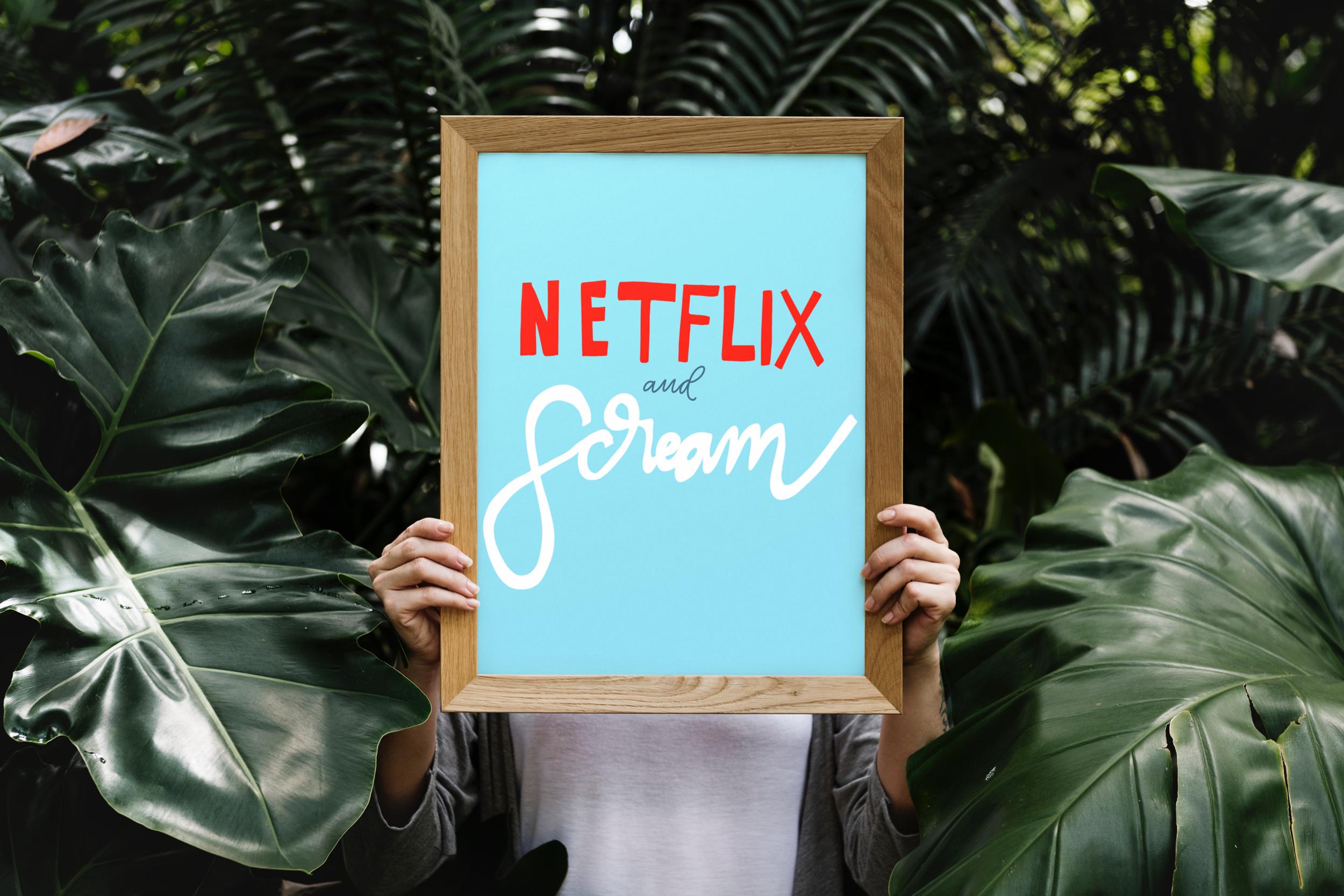 TX009 Netflix and Scream