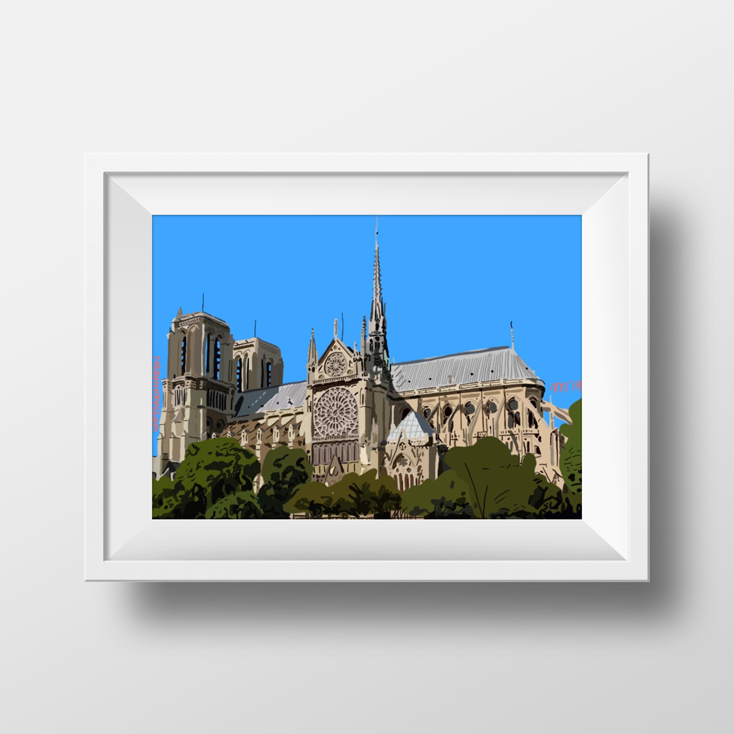LP005 La Notre Dame