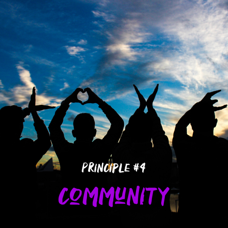 Community - bring your friends!