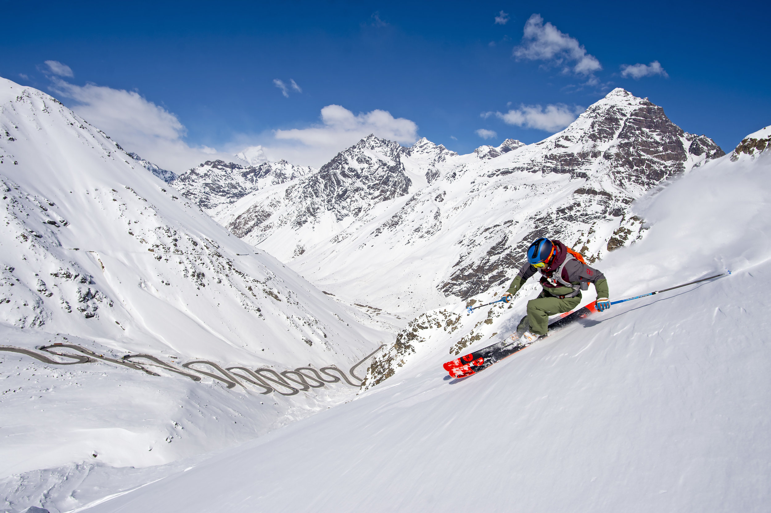 Skier with road.jpg