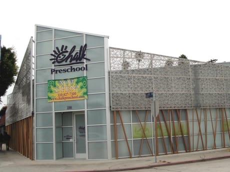 PRESCHOOL - CHALK Preschool2201 Lincoln Blvd(310) 827-7300www.chalkpreschools.com/venicecalifornia