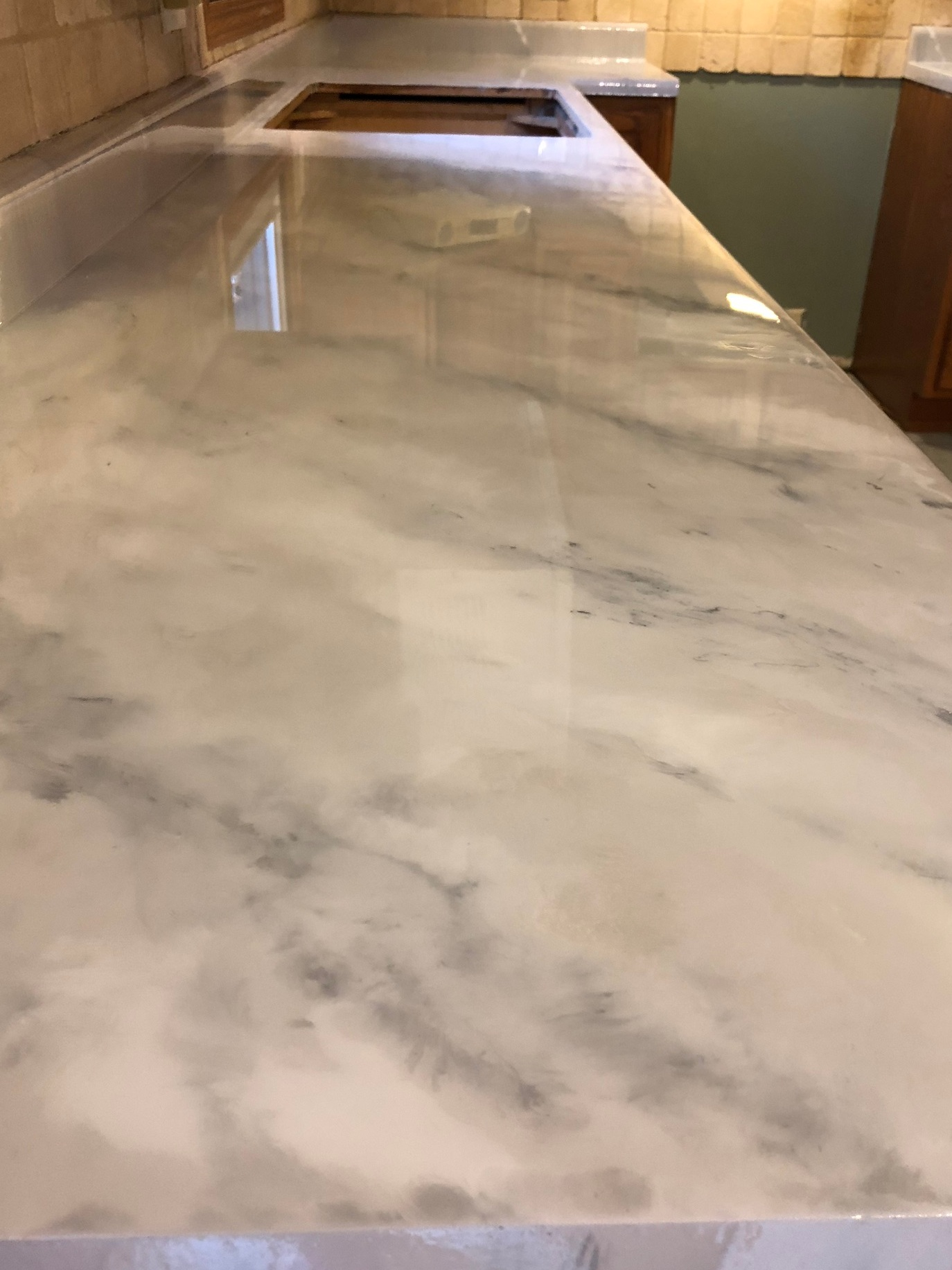 Counter Tops - On site or in our shop