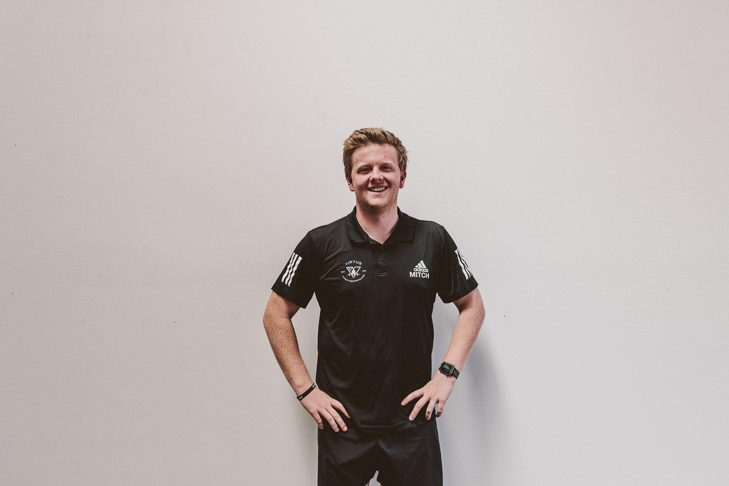 Mitchell Rowe - Head Coach