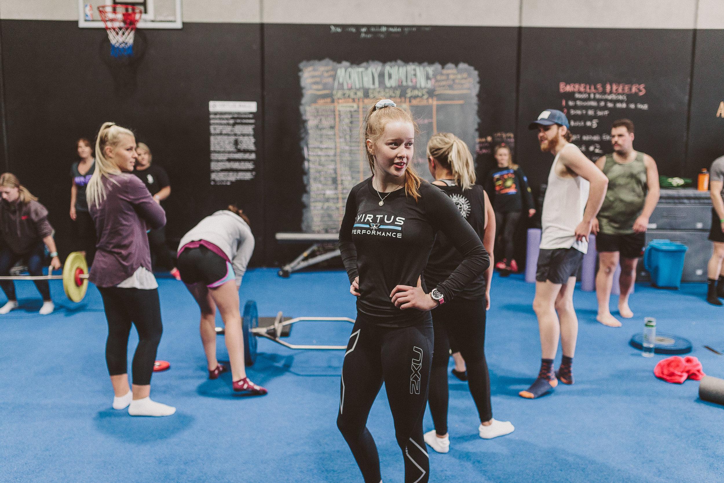 Tessa Bottomley - Performance Coach