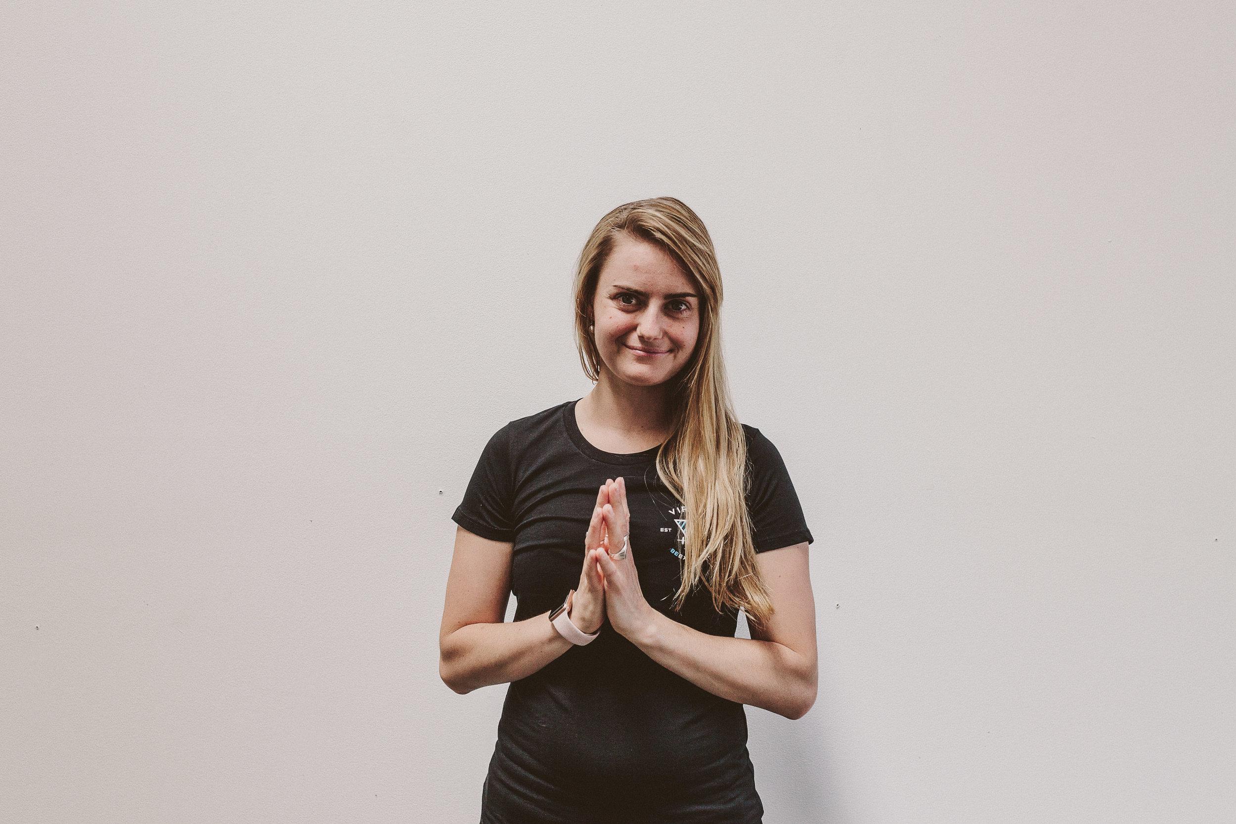 Anna Kate Janssen - Yoga Instructor