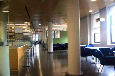 Commons areas of Silver 7