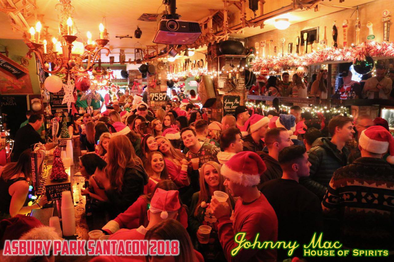 Johnny Mac's House of Spirits