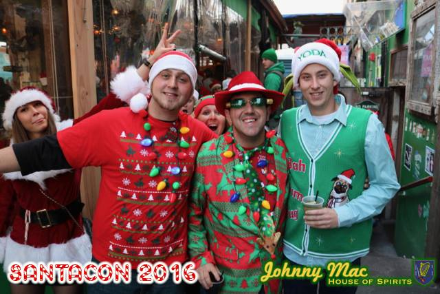 Santacon 2016 - Click Here for All Photos