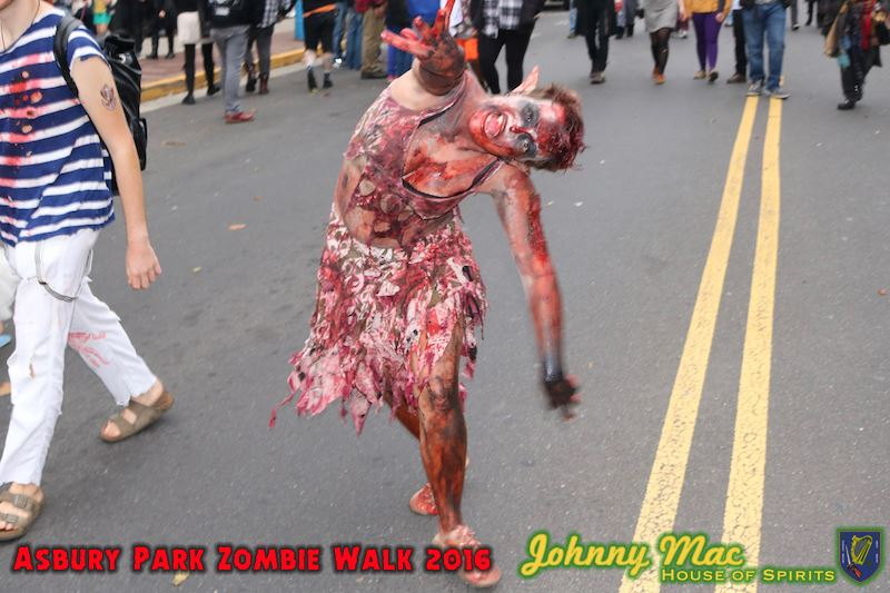 Asbury Park Zombie Walk 2016 - Click Here for All Images