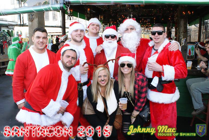 Santacon 2015 - Click Here For All Photos