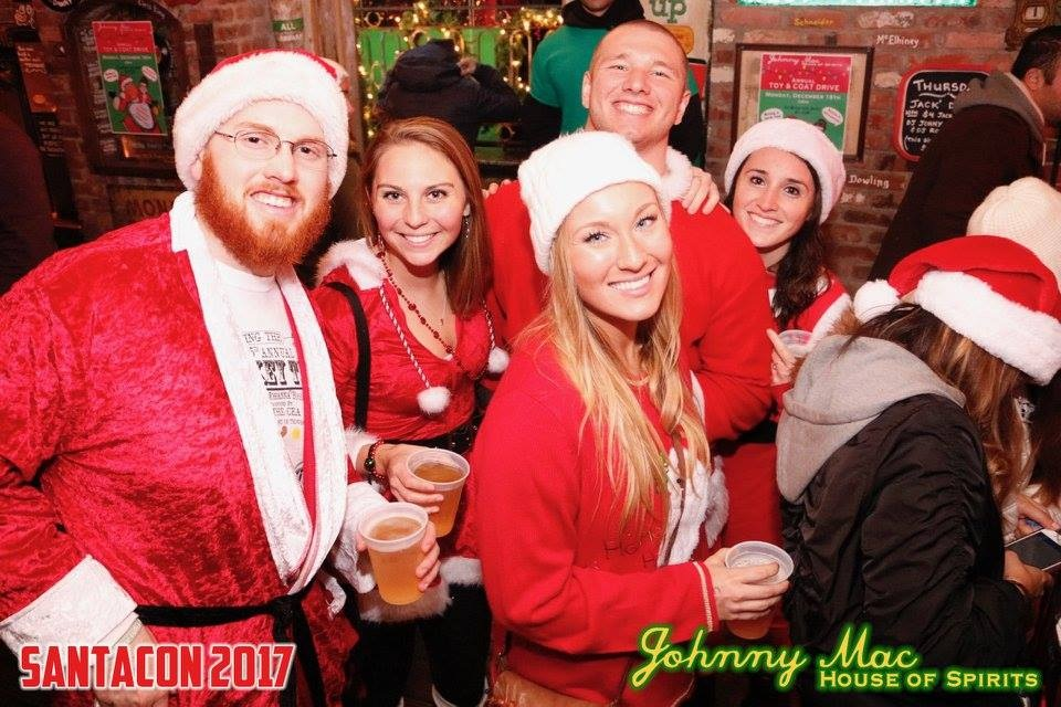 Asbury Park Santacon 2017 - Click Here for All Photos