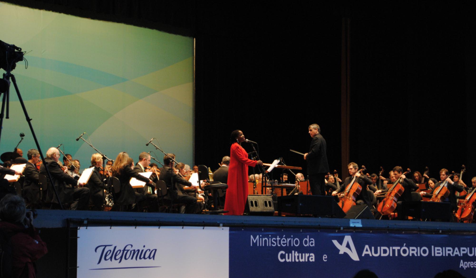 w/ Jazz Sinfonica