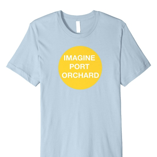 Imagine Yellow - *T-shirt is available in 5 colors