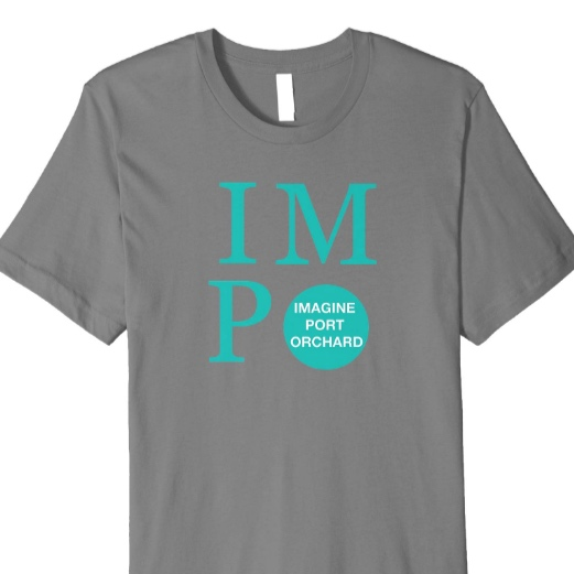 I Am Port Orchard - *T-shirt is available in 5 colors