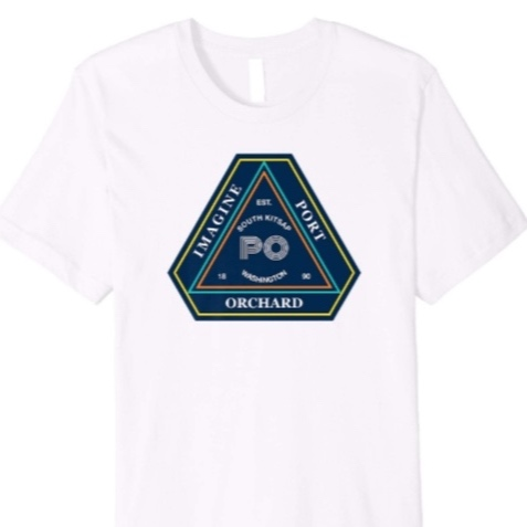 Imagine Triangle - *T-shirt is available in 5 colors