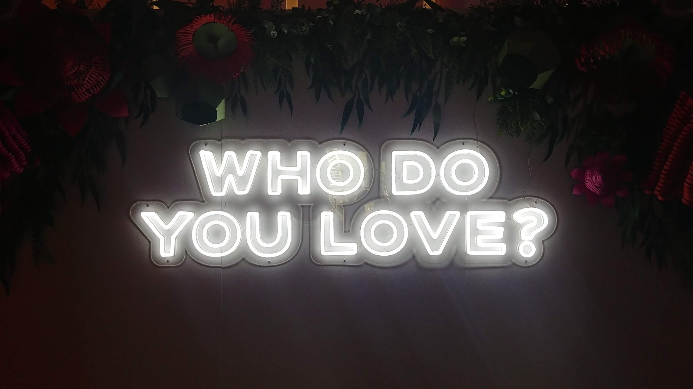 LOVE exhibition, Immigration Museum, Melbourne, VIC - February 2019