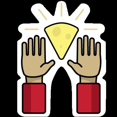cheesemojis_free-pack_praise-hands.png