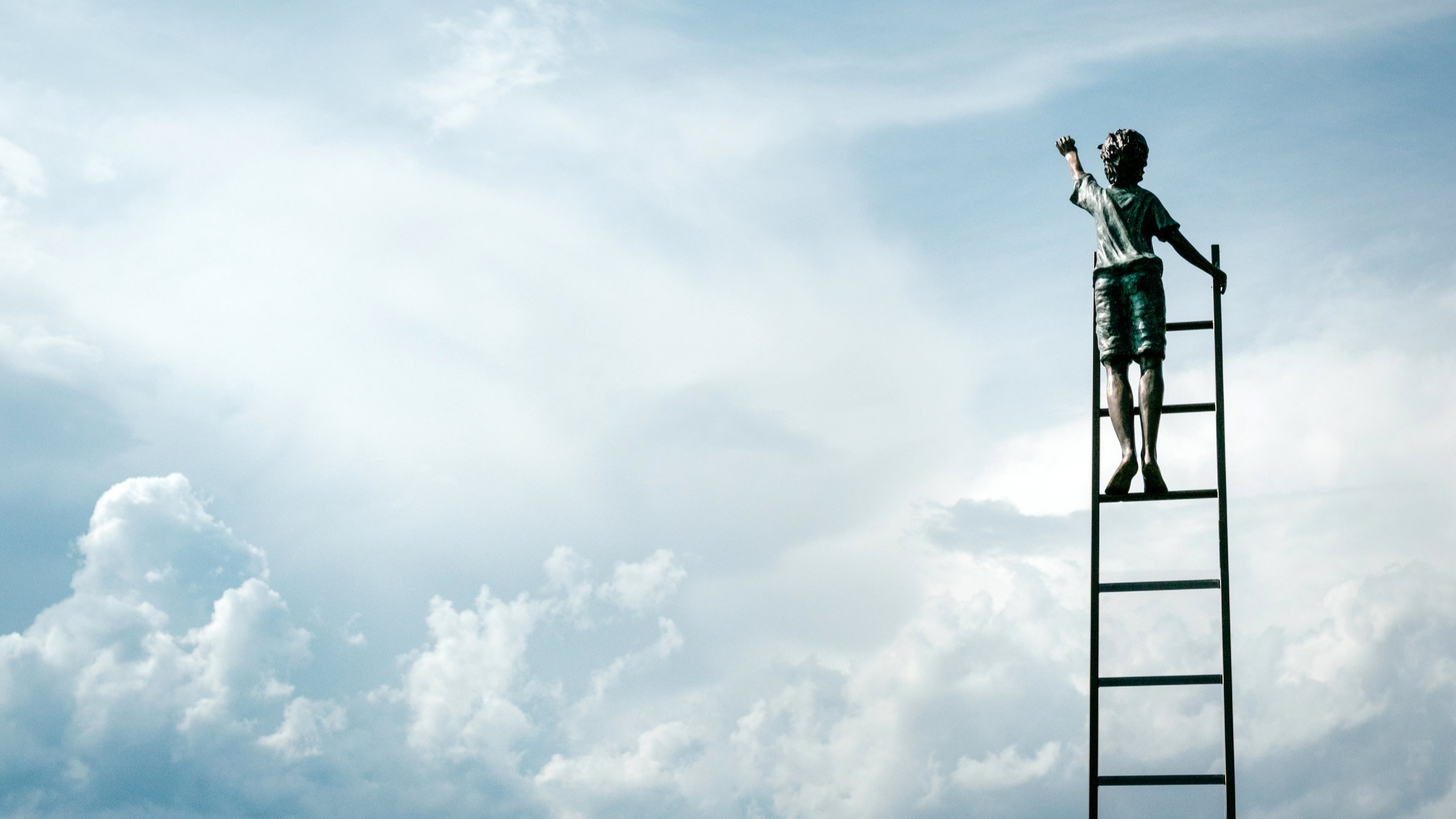 Where do you go from here? - Have you reached the top of the ladder or feel like your career has plateaued? Coaching can you help you define the next step (even if it doesn't exist yet!)