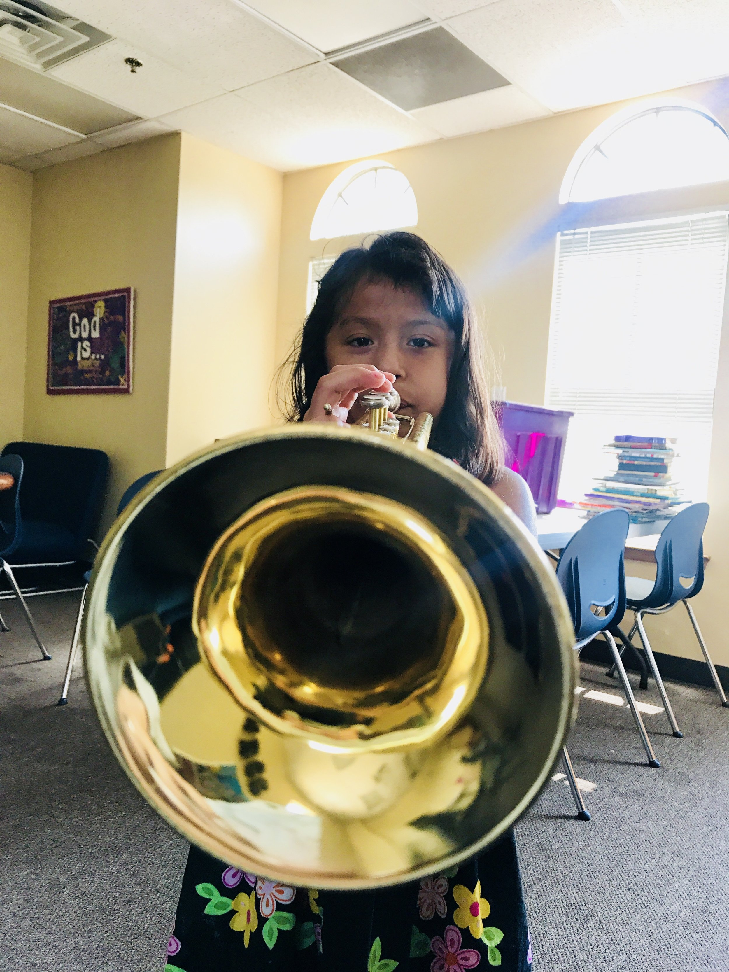 What we do - Our mission is to provide the opportunity to play and experience music for our local community. Based in Plano, TX, north of Dallas, we strive to spread access to music because we believe it is deserved by all.Learn More