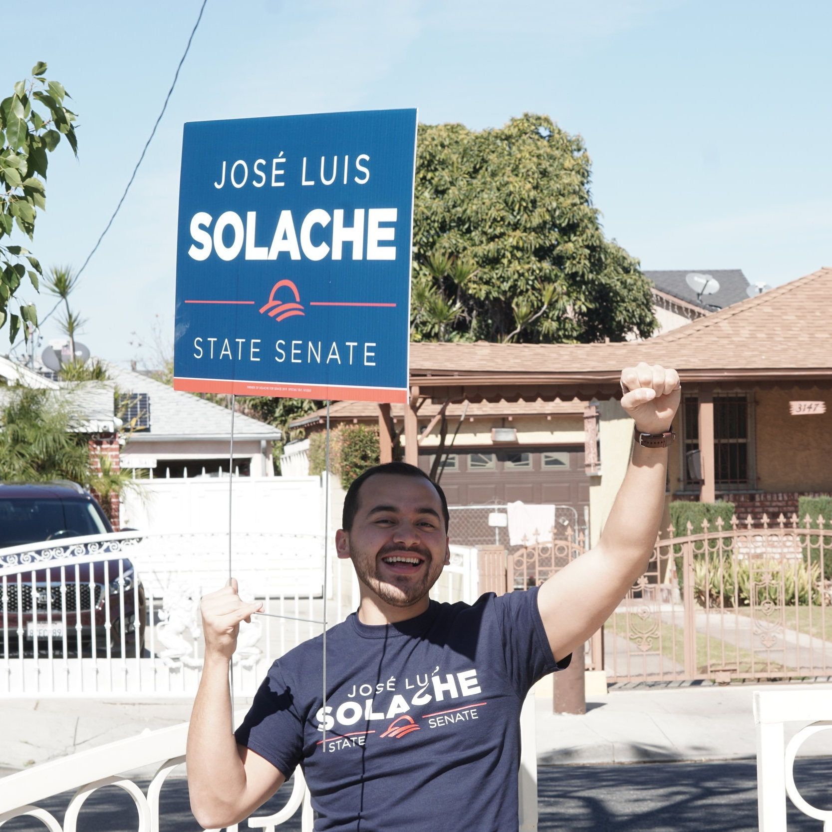 Jose+Luis+Solache+For+California+State+Senate%21
