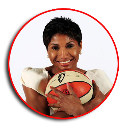 Angel McCoughtry -