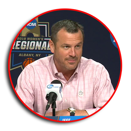 Coach Jeff Walz -