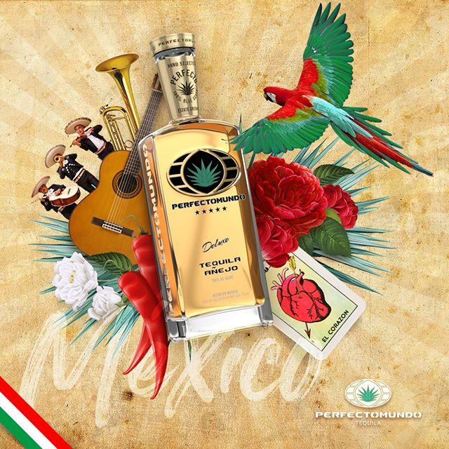 Perfectomundo Tequila, born in the heart of Mexico.⠀ ⠀ 30% off at www.perfectomundotequila.com with the coupon SEP15 (Sep12 - Sep 16)⠀ ⠀ …⠀ ⠀ Perfectomundo Tequila, nacido desde el corazón de México.⠀ ⠀ Recibe un 30% de descuento en compras online www.perfectomundotequila.com con el código SEP15⠀ ⠀ Válido hasta septiembre 16.⠀ ⠀ #perfectomundotequila #besttequila  #lavidaperfecta #tequila #tequilatequila #mexico #mexico🇲🇽