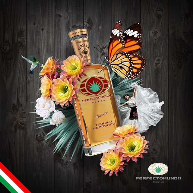 On the last day of September let's say goodbye to an amazing summer by raising a glass of #PerfectomundoTequila and welcome October, which will bring us new friends and new great memories.⠀ ⠀ Digamos adiós a septiembre en su último día y despidámonos de un increíble verano con una copa de Perfectomundo Tequila, mientras damos la bienvenida a octubre que seguramente nos traerá grandes sorpresas.⠀ ⠀ #perfectomundotequila #besttequila  #lavidaperfecta #tequila #tequilatequila #brandsofmexico #mexico #mexico🇲🇽 #monday #lunes #october  #octubre #byesummer #fall