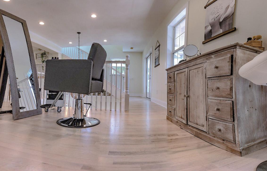 Bridal Suite - Styling Floor