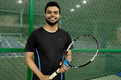 Tennis Coach Reviews - Ari Bhattacharjee