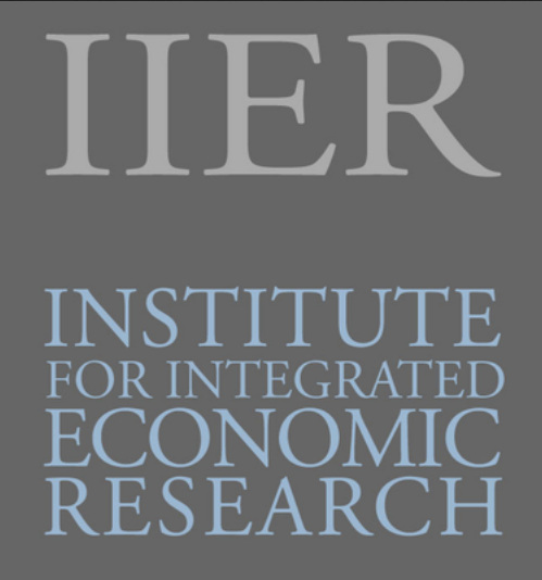 Institute For Integrated Economic Research - The key objective of the IIER research is to include all the main aspects that form a