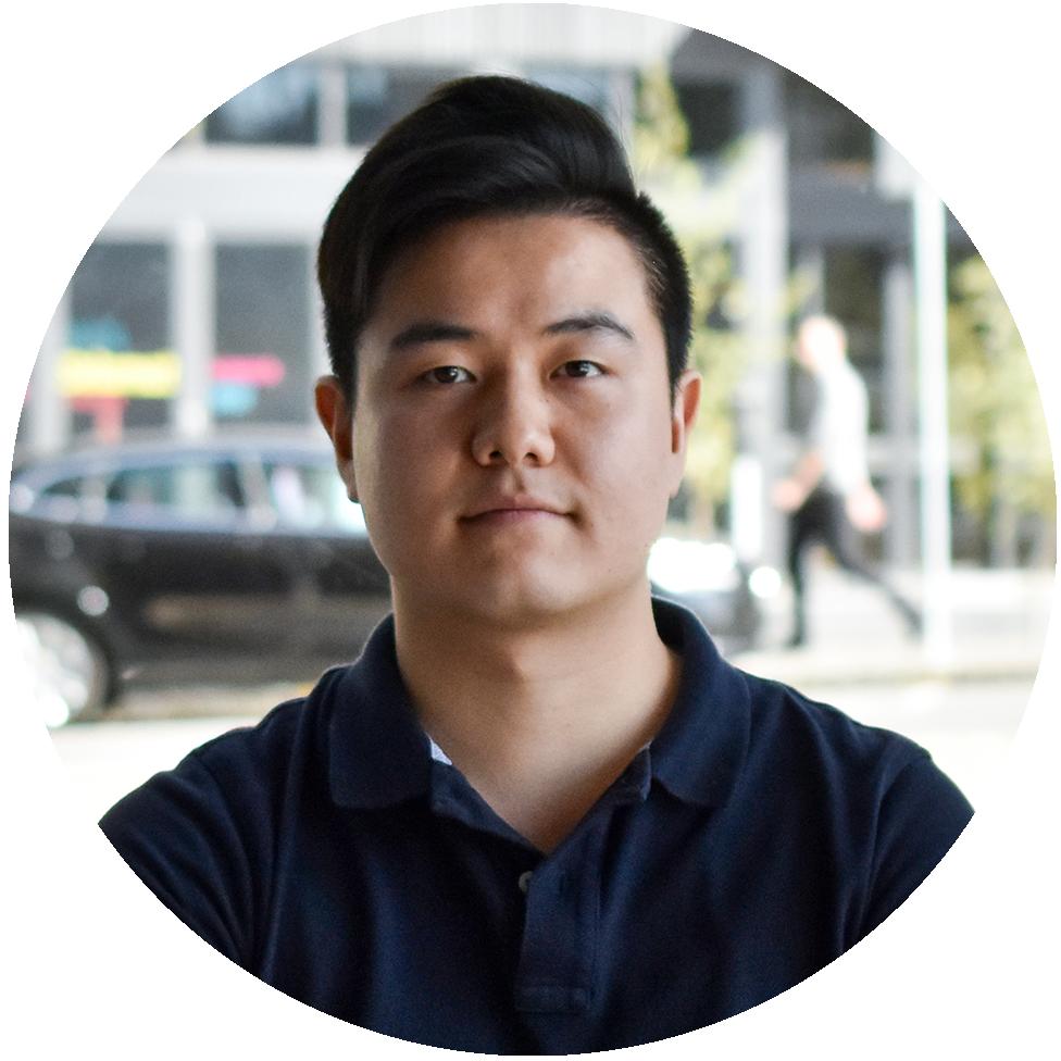 Jaron Lam   Alumni Co-ordinator