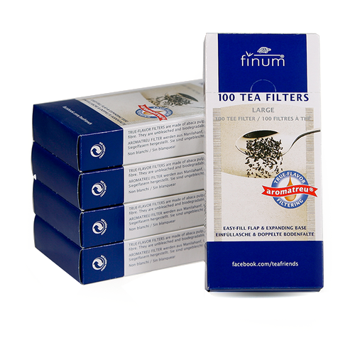 Finum paper filters  Available in various sizes