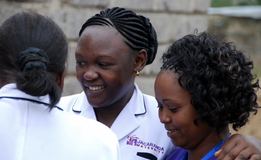 We are deploying innovative solutions in  over 60 hospitals in 4 Kenyan counties.