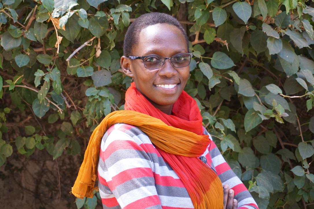 Teresa Ogolla  M&E Associate