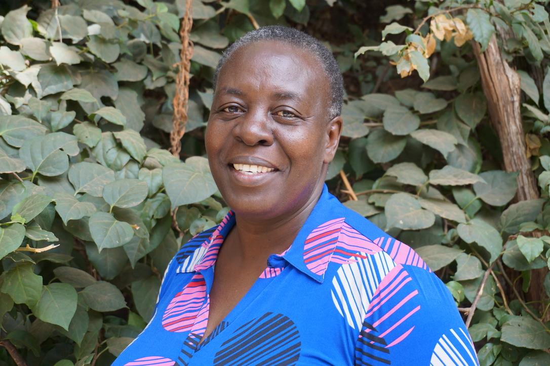 Ellah Kedera  County Programs Coordinator