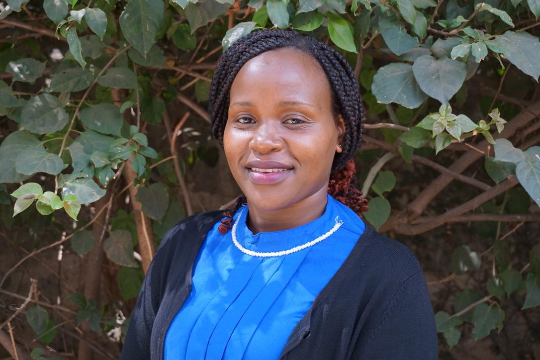 Antonia Mulinge  M&E Associate