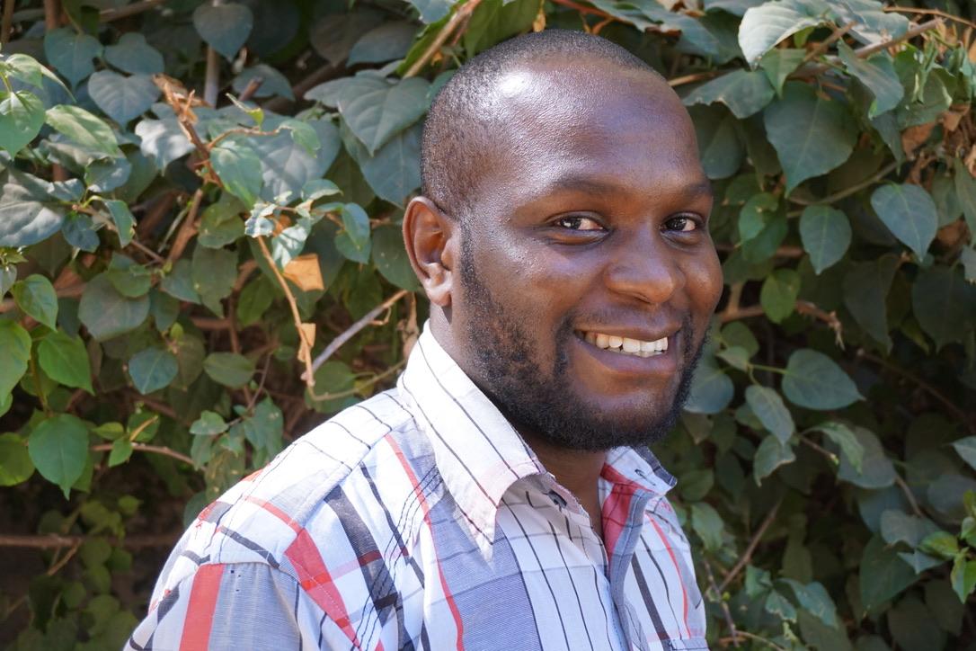 Justus Mbuthia  Nurse Mentor