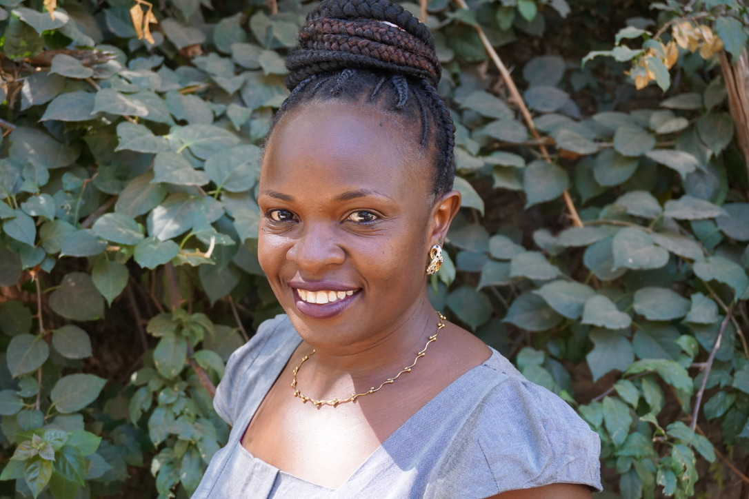 Jane Kageha  Nurse Mentor