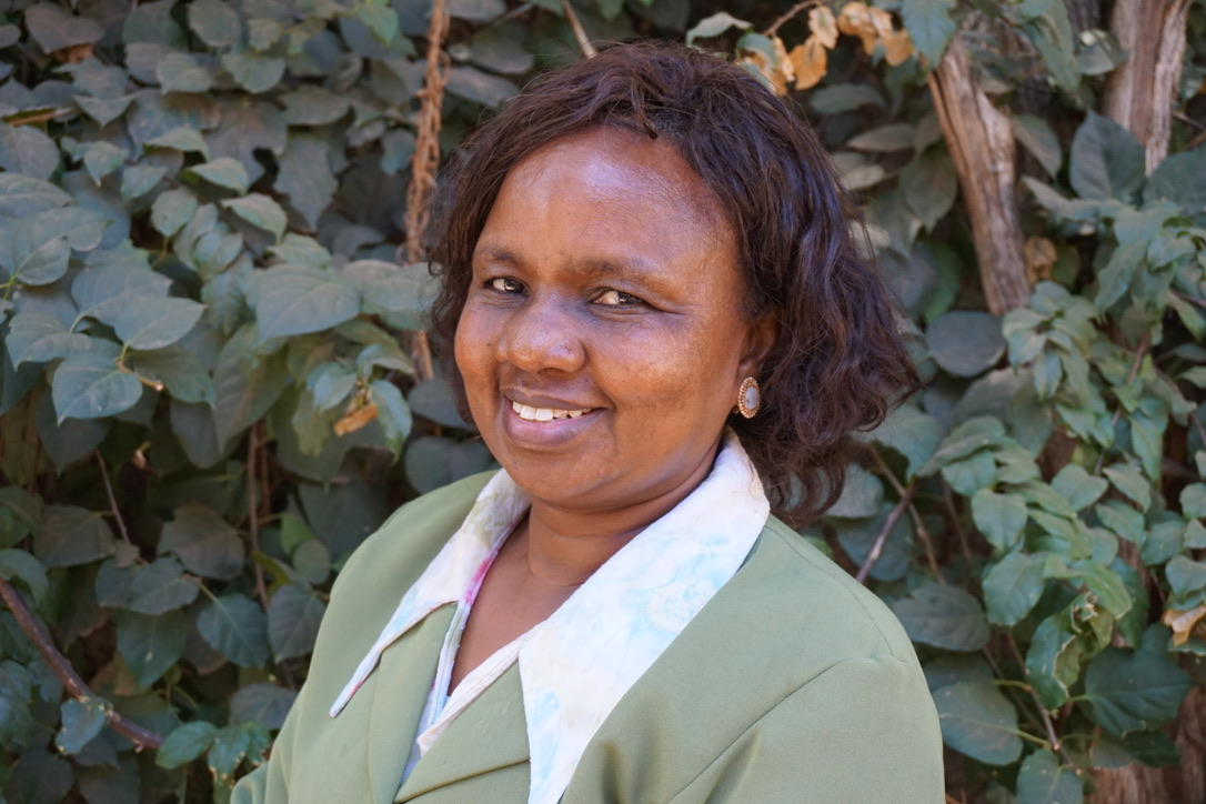 Esther Hinga  Nurse Mentor