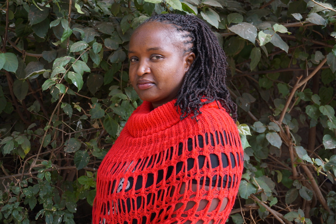 Irene Njuru  M&E Associate