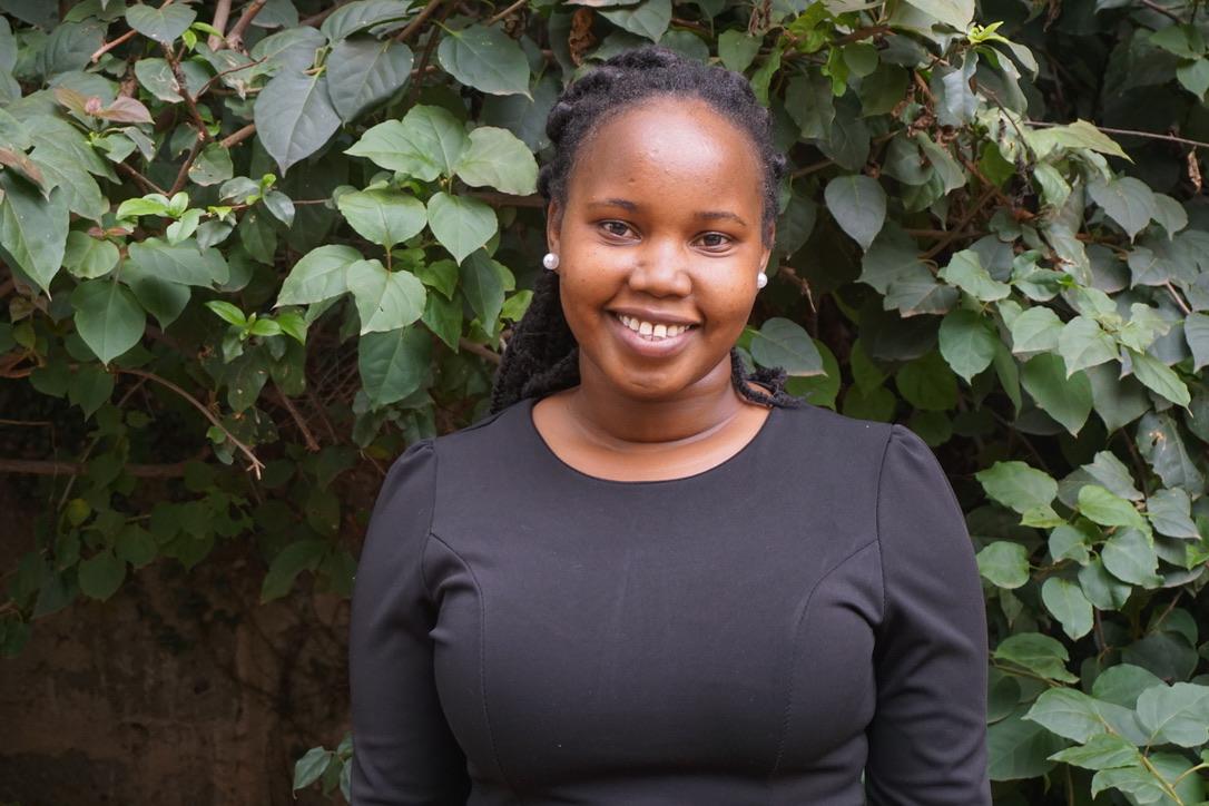 Dorcas Mwende Mutuku  Program &   Research Assistant