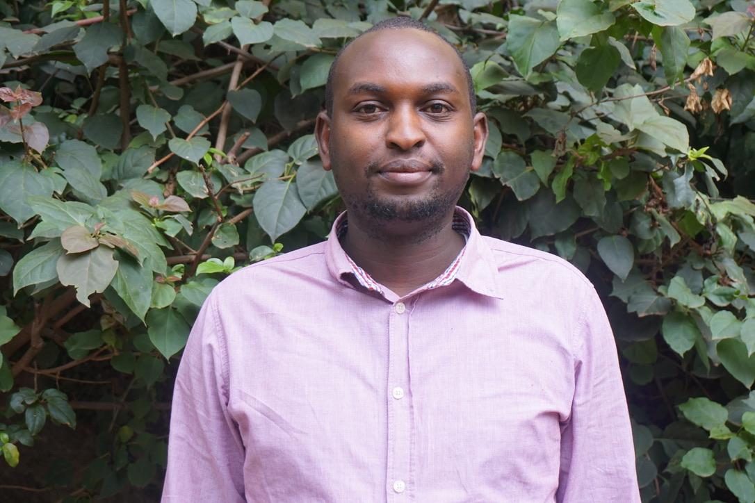 Robert Kinuthia  Program & Research Assistant