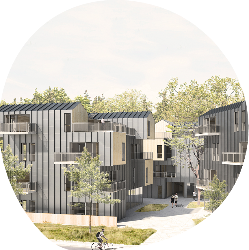 Visualisering / ONV Arkitekter