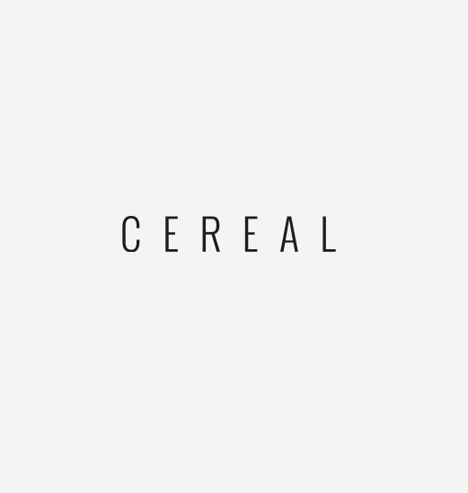 Cereal - Where to go, where to go…?