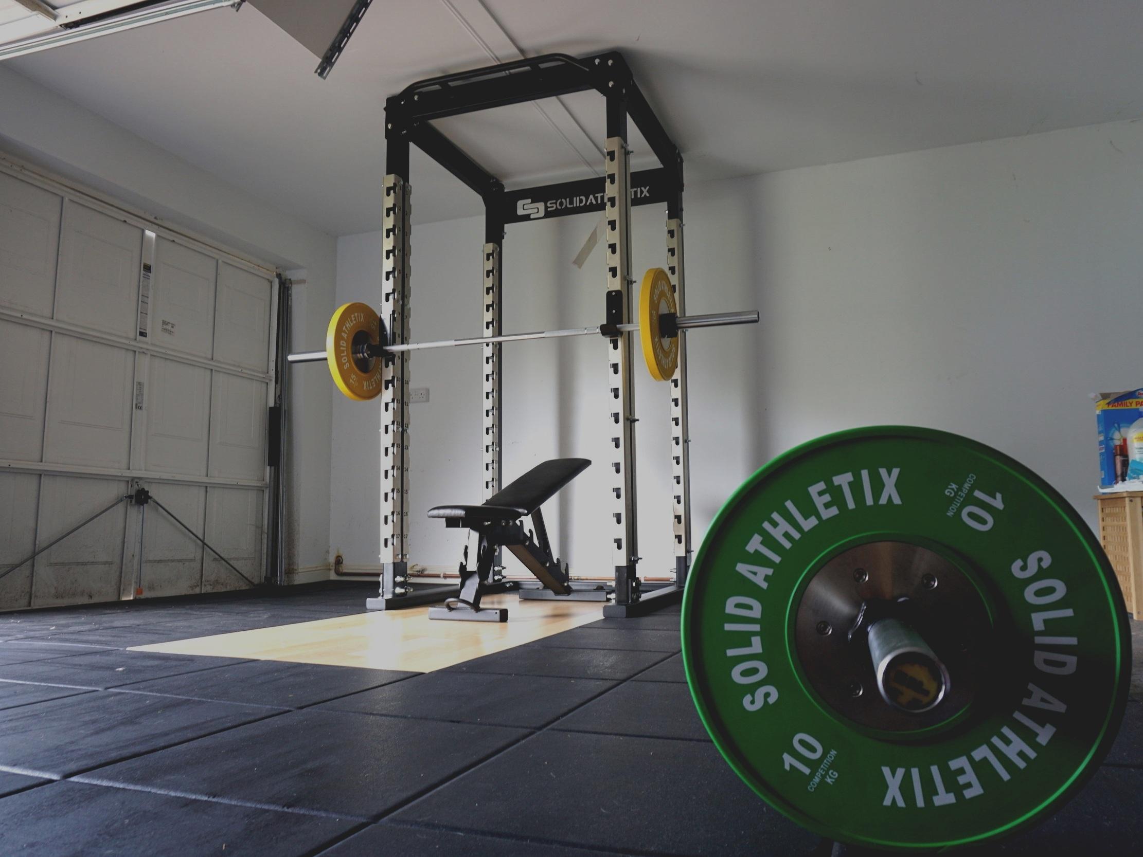home gym -
