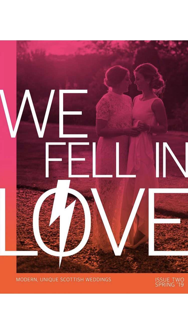 we fell in love wedding blog solen photography alternative wedding photography