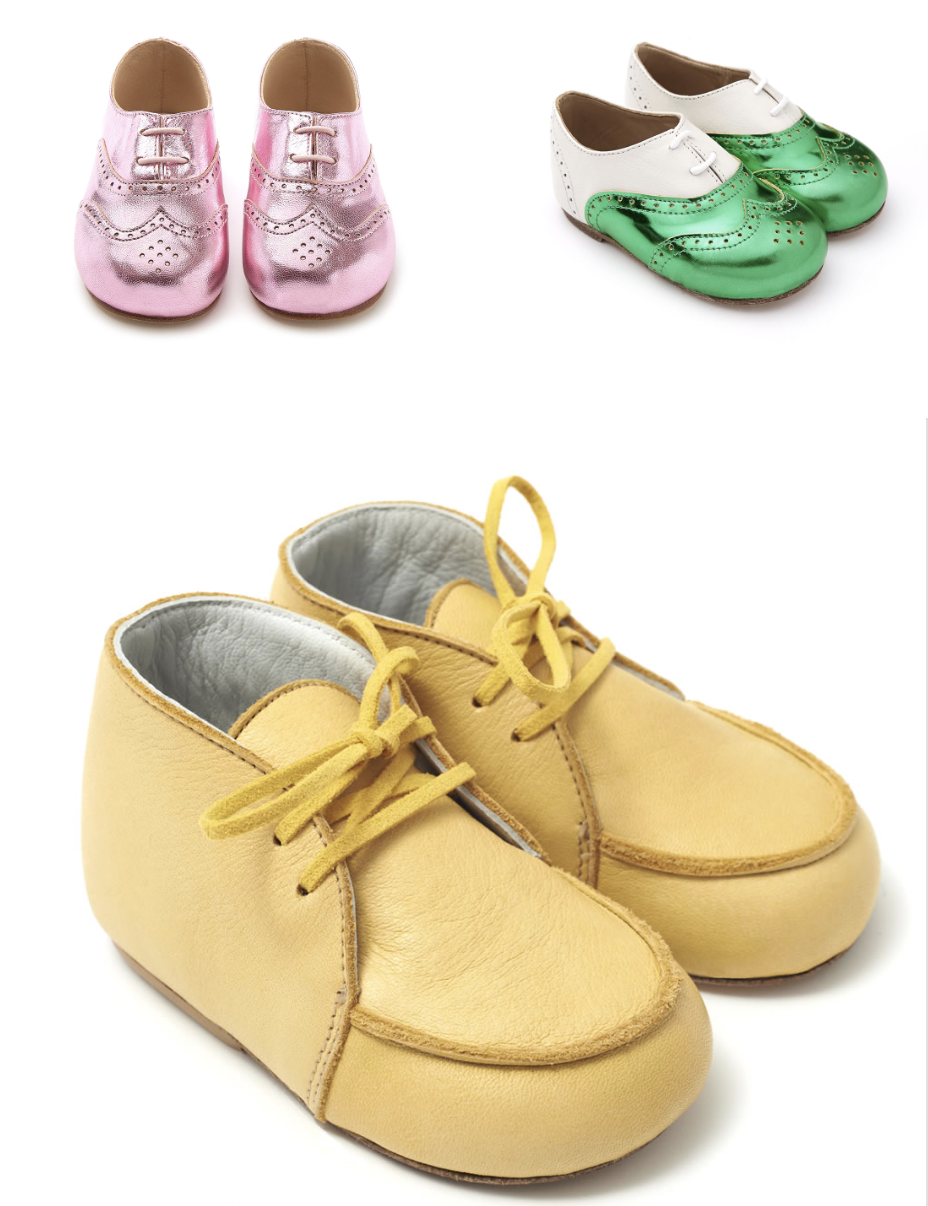 COLOURFUL CHILDREN'S SHOES    We've got a collection of baby and children's shoes available in a range of colours, styles and sizes.     From £129
