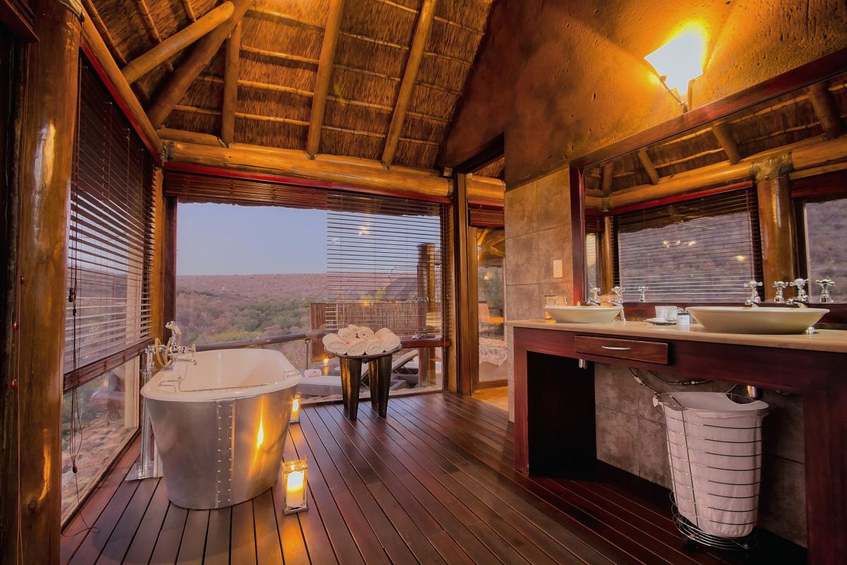 Luxury Africa yoga holiday