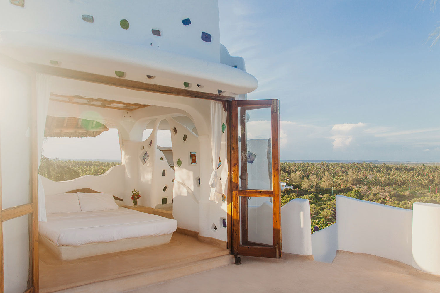 Watamu Treehouse starbed suite